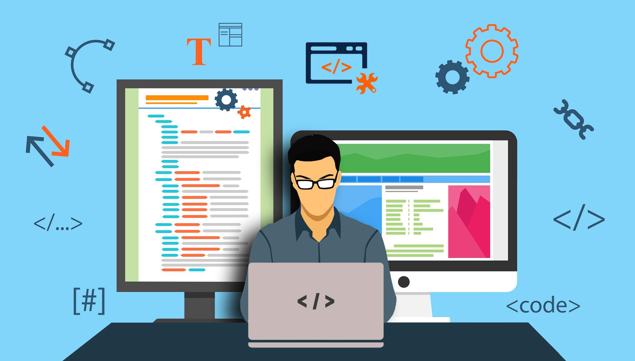 If You Want to Be a Digital Marketer, Learn Web Dev - Jenya Lestina's Blog